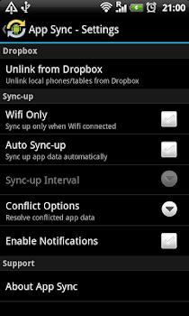 App Sync Pro