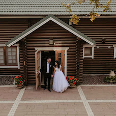 Wedding photographer Lev Sluckiy (leva123). Photo of 25.10.2018