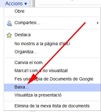 Google Docs download - Baixaki
