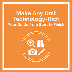 Make any unit technology rich - short course