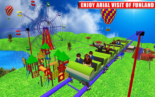 Amazing Roller Coaster HD 2018 1.04 screenshots 4