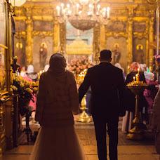 Wedding photographer Irina Lysikova (Irinakuz9). Photo of 11.11.2017