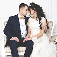Wedding photographer Ekaterina Aleschik (Aleshchyk). Photo of 16.01.2017