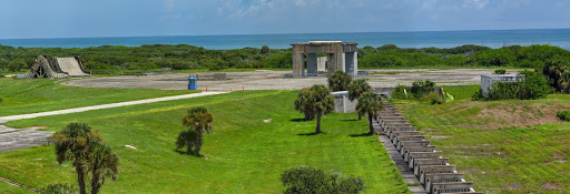 Apollo 1 Memorial at Cape Canaveral Air Force Station