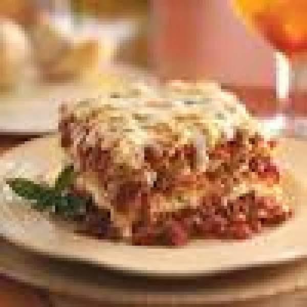 Filling For Lasagna Or Pasta Shells Recipe