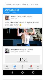 SugarWOD - CrossFit™ Official App - náhled