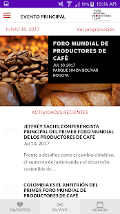 World Coffee Producers Forum- screenshot thumbnail