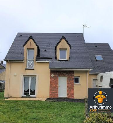 Vente maison 5 pièces 100,2 m2