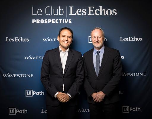 Club Les Echos Prospective avec Cédric O - UiPath