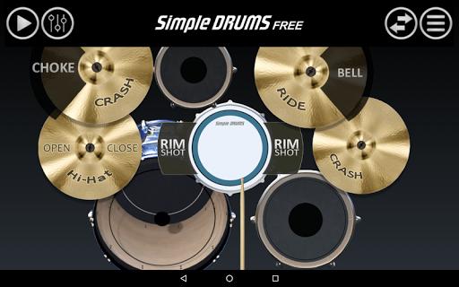 Simple Drums Free 2.3.1 screenshots 8
