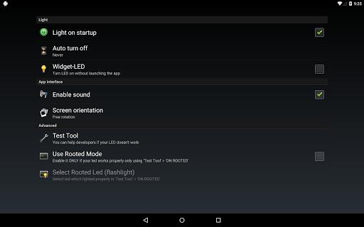 Flashlight HD LED screenshot 7