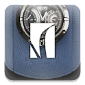 VIRE Clock 3D Wallpaper icon