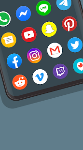 Mono - Icon Pack Screenshot