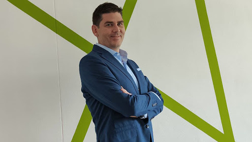 Liam Faurie, head of market entry and operations at Oppo SA.