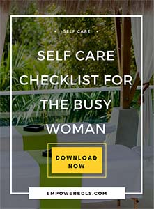 Selfcare Routine Tips