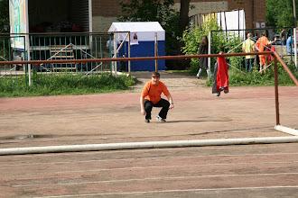 Photo: Но как же тяжело снова встать, если случайно присел!