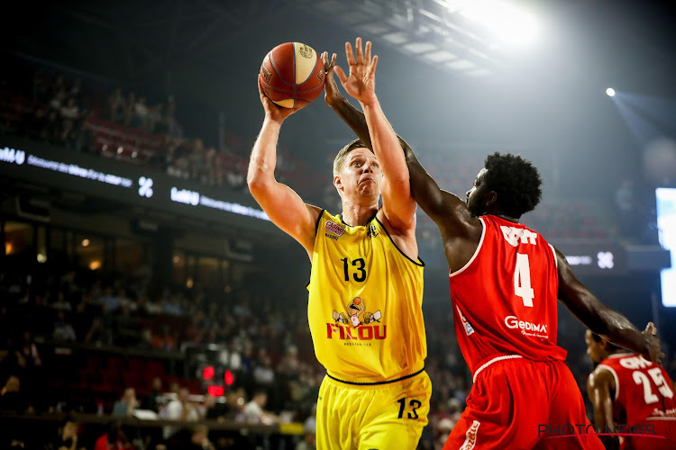 Speelt Oostende  eind oktober of begin september eindtoernooi Champions League? FIBA Europe reikt oplossing aan