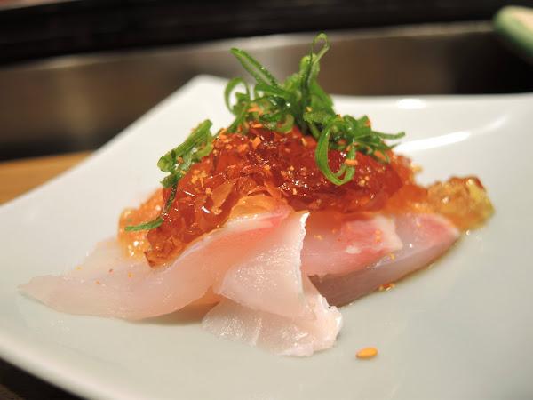 陶膳日本料理| 南港軟體園區捷運站旁的無菜單日本料理,超熱情的老闆娘讓吧檯變得超有趣。
