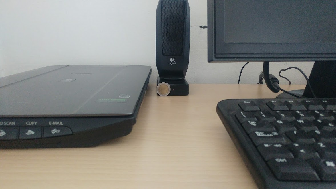 vista panoramica microcamera spia