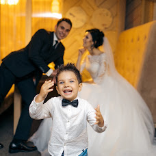Wedding photographer Nazariy Slyusarchuk (Ozi99). Photo of 06.10.2016