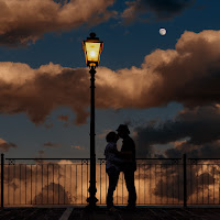 Una romantica serata  di