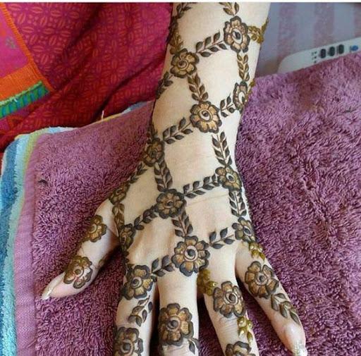 Unique Stylish & Fancy Mehndi Designs - Henna 2018 1.4 screenshots 2