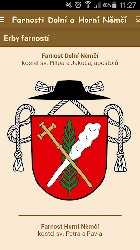 Farnosti Dolní a Horní Němčí
