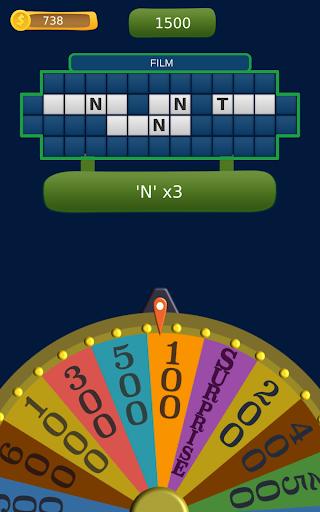Word Fortune - Wheel of Phrases Quiz 1.17 screenshots 11