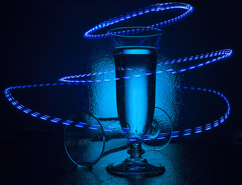 Blue light effects di angart71