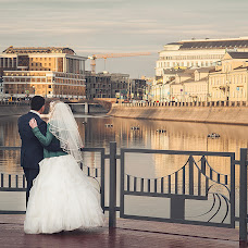 Wedding photographer Evgeniy Lebedev (Evgeniylebedeff). Photo of 26.03.2017