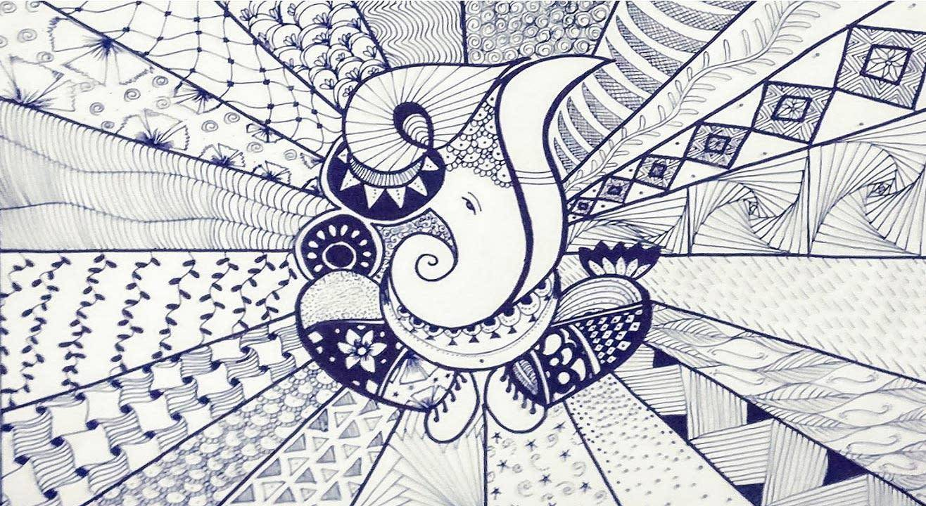 Doodle Art - A Brief Introduction To The Art Of Doodling