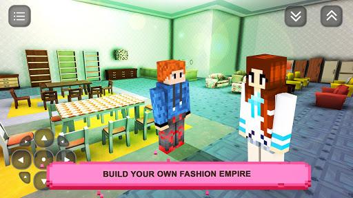 Girls Craft Story: Fashion 1.25 screenshots 4