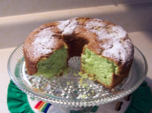 Pistachio  Cake A 1970 Chicago  Recipe