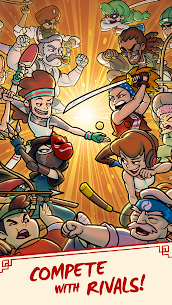 Kung Fu Clicker: Idle Dojo Mod Apk (Free Shopping + God Mode) 2