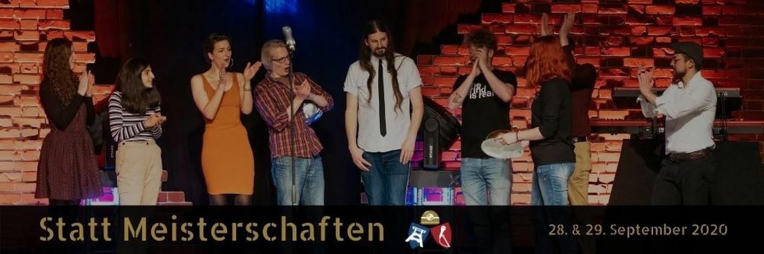 Statt Meisterschaften: Die Essener Poetry-Slam-Szene präsentiert sich! (Teil 2)