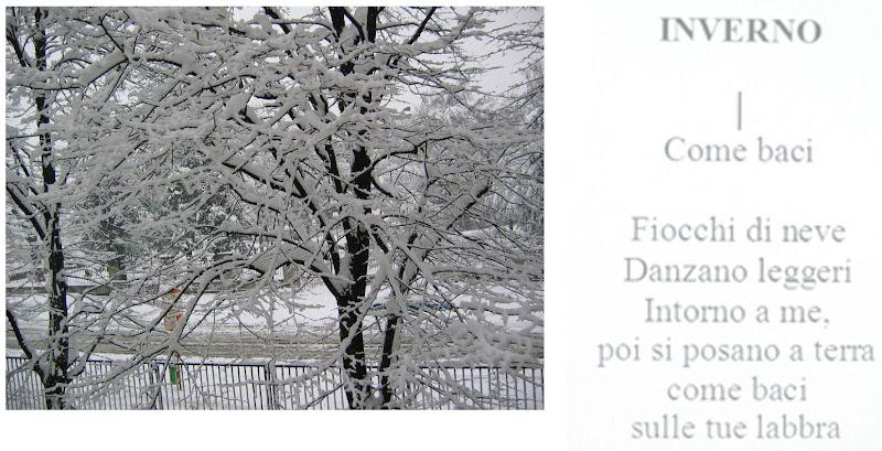 Neve a Milano di archiviobesozzi