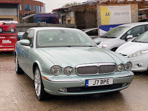 2007 JAGUAR XJ SOVEREIGN TDVI A