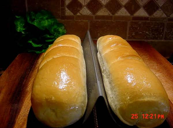 French Bread (bonnie's) Recipe