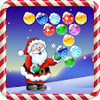 Christmas Bubble Shooter: Free Game play bubbles