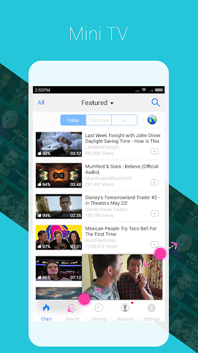 MyTube YouTube Playlist Maker screenshot 2