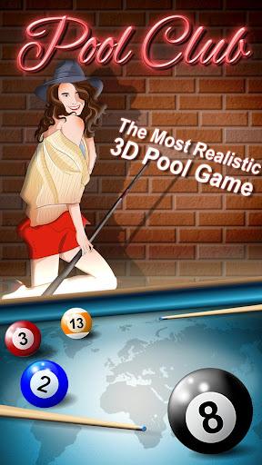 Pool Club 3D-Online Billiards 5.6 Mod screenshots 1