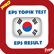 EPS Topik Test Korea, EPS Result