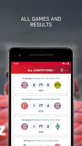 FC Bayern Munich screenshot 4