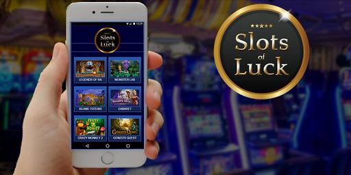 Игровые автоматы Slots of Luck screenshot 1