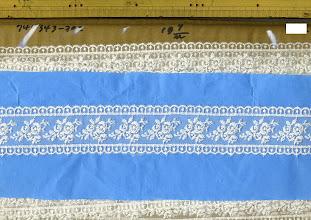 Photo: №740343-30チュールレースオフ:巾40㎜