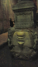 Photo: Medusa, Pillar Base