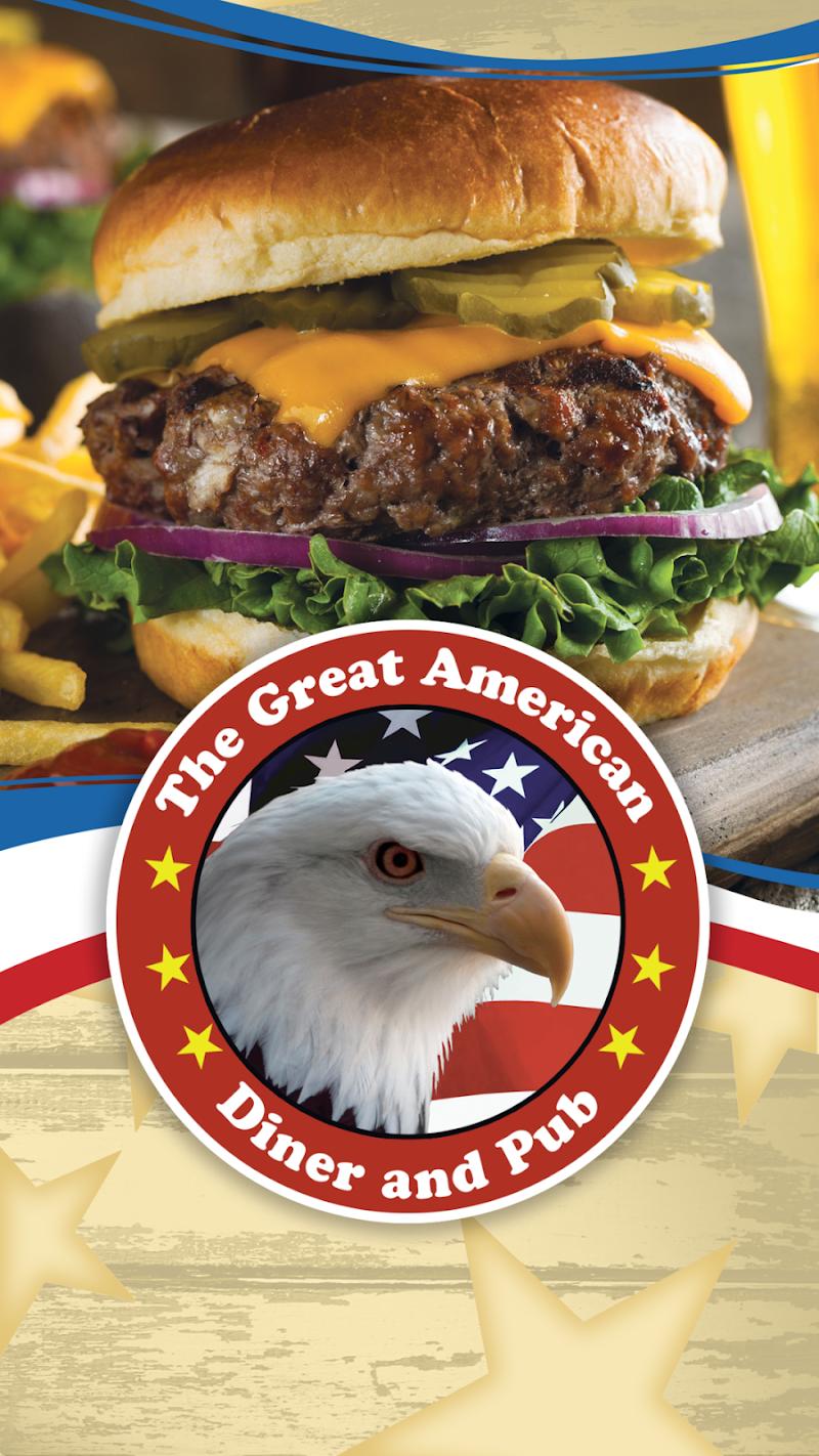 Скриншот Great American Diner & Pub