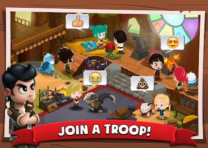 Battle Camp – Monster Catching 4.3.2 (MOD, Monster) APK 5