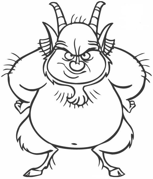 Phil of hercules coloring pages | Coloring Pages