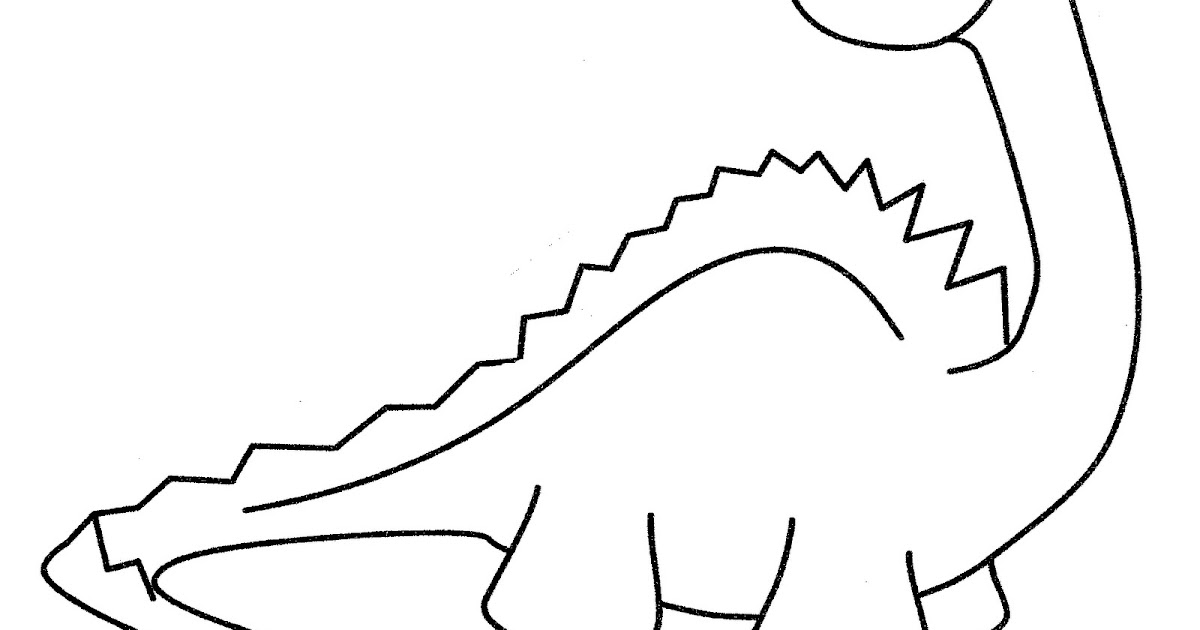 herbivore dinosaur coloring pages - photo#4